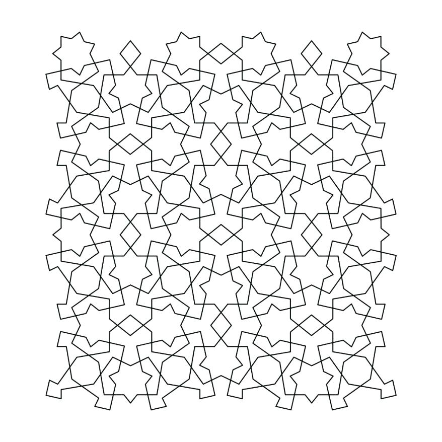 878x878 Animal Tessellation Coloring Pages Printable Coloring Beautiful