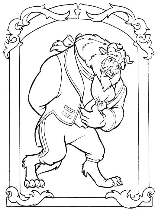 523x706 Lumiere Coloring Pages