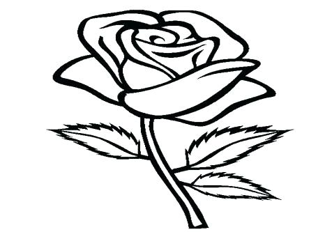 476x333 Coloring Pages Rose Beauty And The Beast Coloring Pages Rose Also