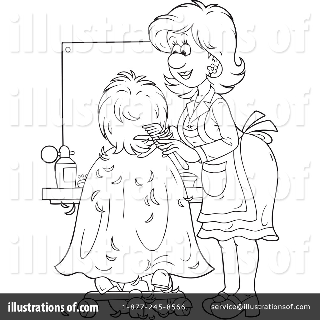 1024x1024 Hair Salon Coloring Pages Hair Salon Coloring Pages