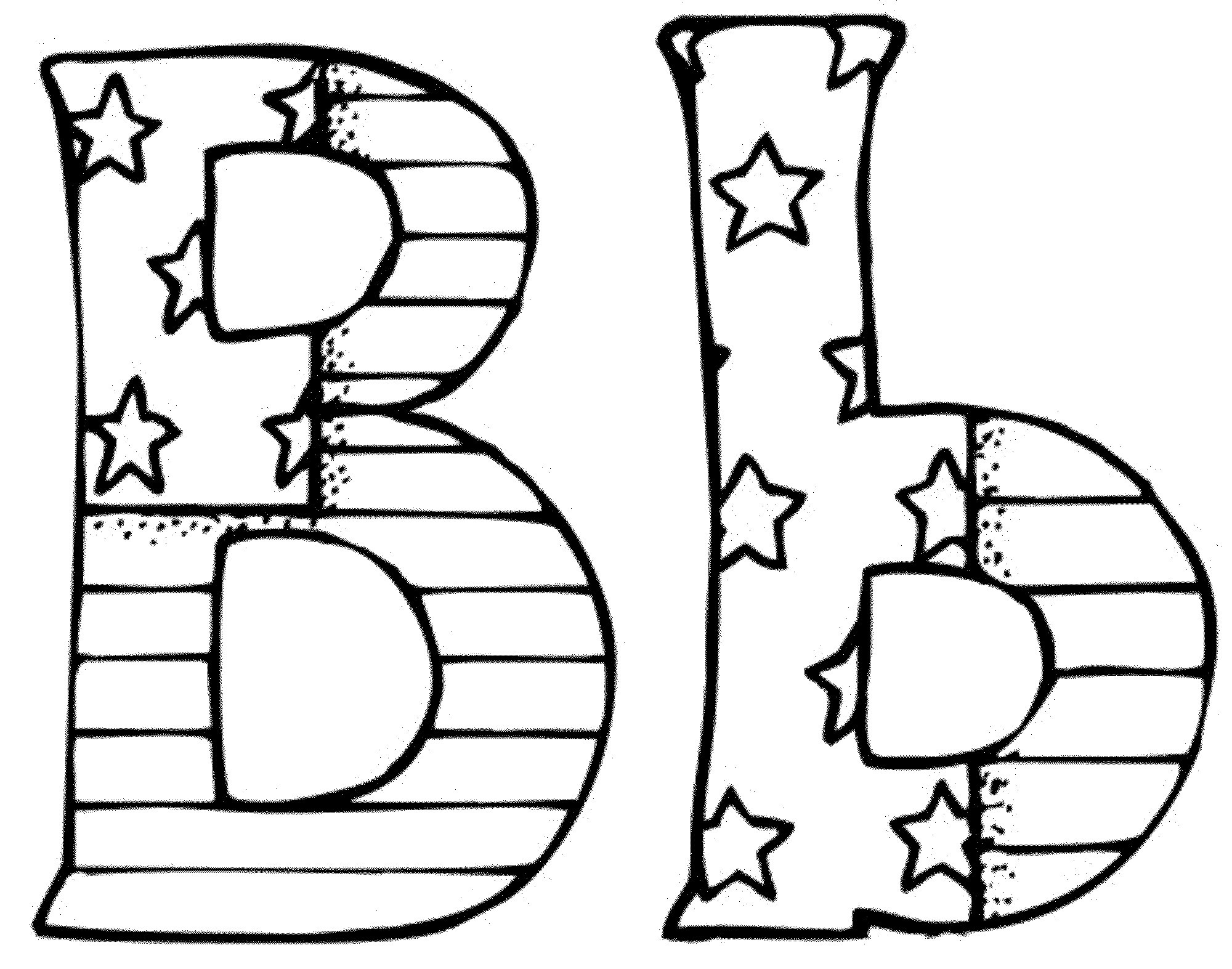 2000x1573 Letter B Is For Beaver Coloring Page With Eson Me Best Of Pages