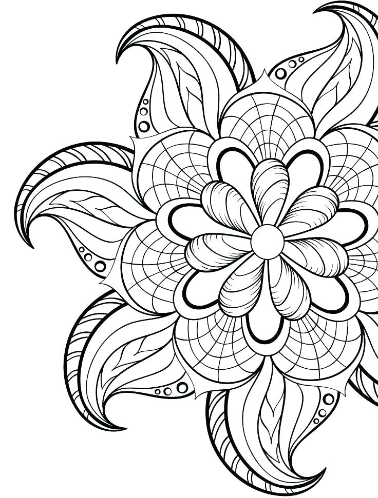 736x971 Coloring Pages Page