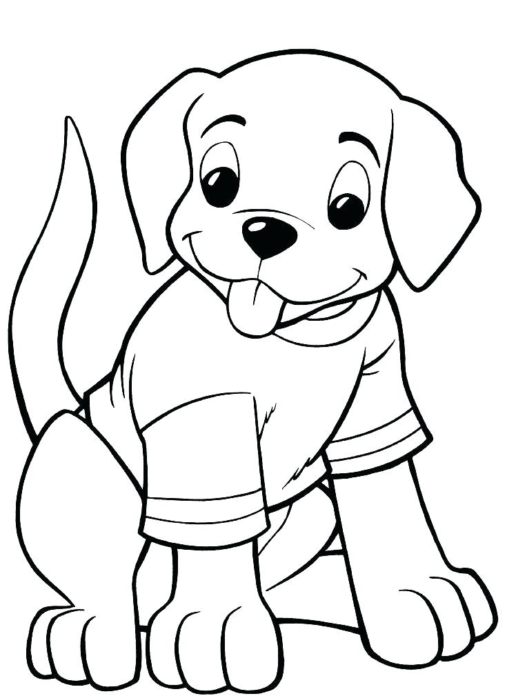748x1009 Puppy Coloring Pages To Print Puppy Dog Coloring Pages Puppy Dog