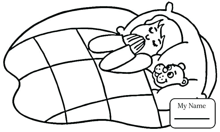 765x458 Child Praying Coloring Page Bed Coloring Page Bed Coloring Sheet