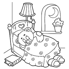 230x230 Top Free Printable Bear Coloring Pages Online