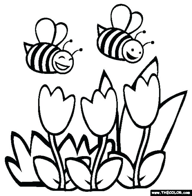 640x653 Halloween Skeleton Coloring Pages Coloring Flowers And Bees