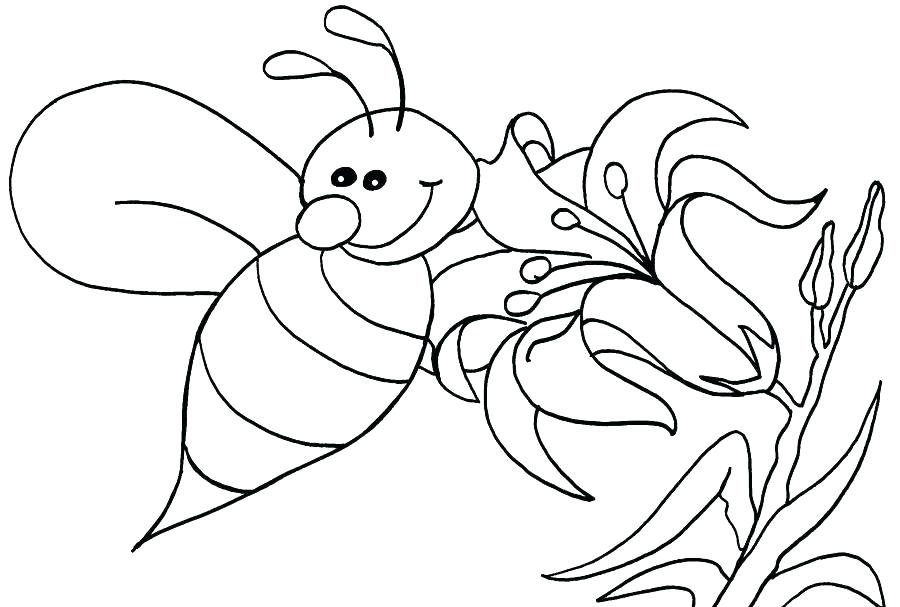 900x607 Bumble Bee Coloring Pages Bee Transformers Animated Bumblebee