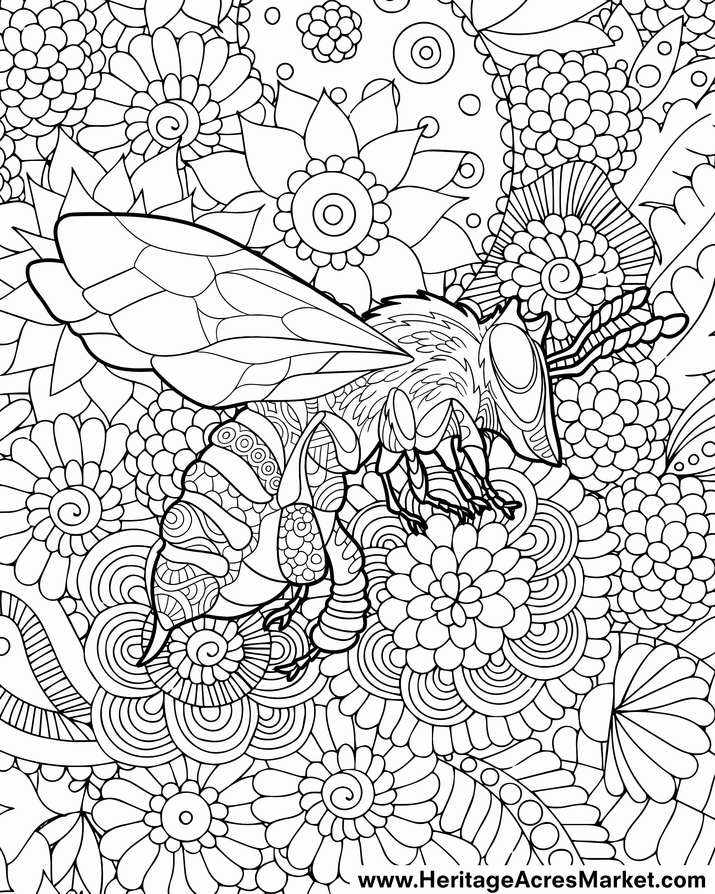 2400x3000 Coloring Paper Elegant Free Bee Coloring Pages And More New High