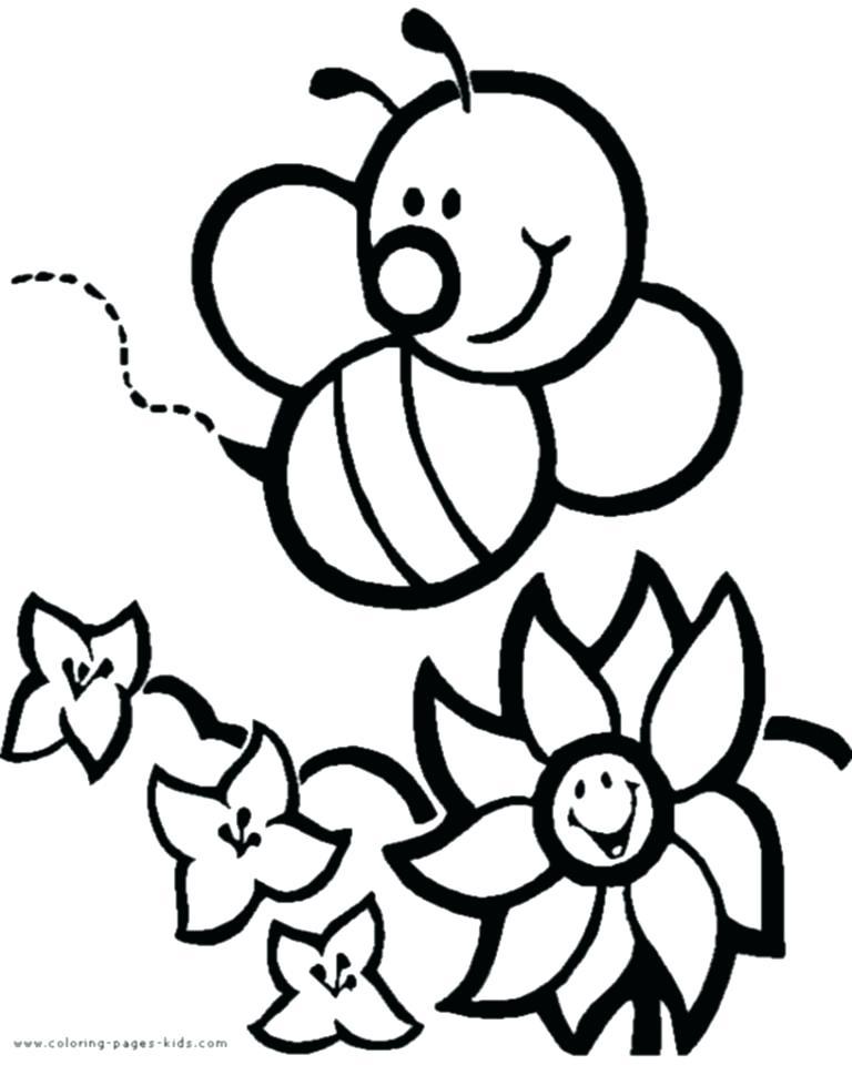 768x960 Bumblebee Bat Coloring Page Printable Coloring Bumble Bee Coloring