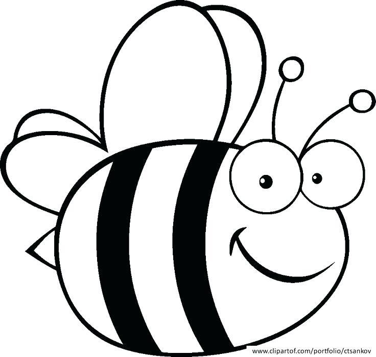 736x700 Bumblebee Coloring Page Bumblebee Coloring Pages Photos Coloring