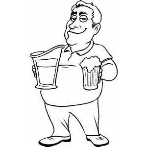 300x300 Cold Beer Coloring Page Coloringcrewcom, Beer Coloring Pages