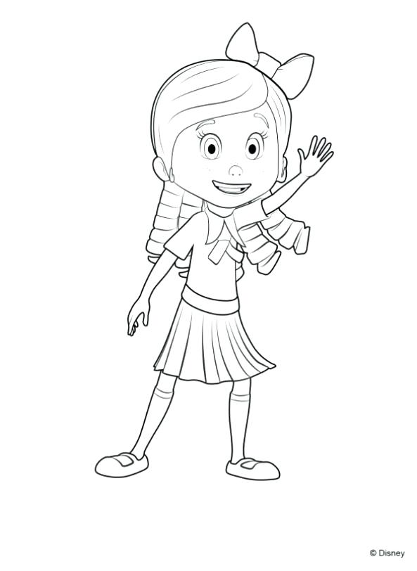 593x812 Kids N Coloring Pages Of And Bear En Beer Masha And The Bear