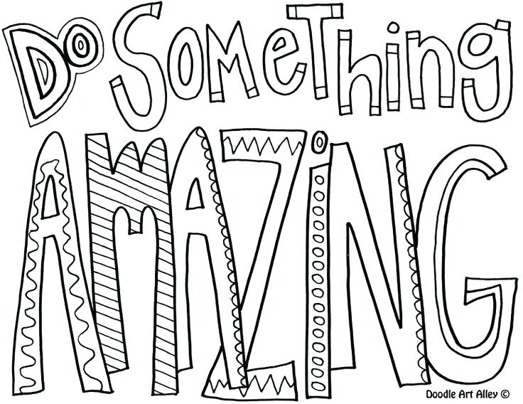 736x568 Be Kind Coloring Page Quote Coloring Pages Free Online Printable
