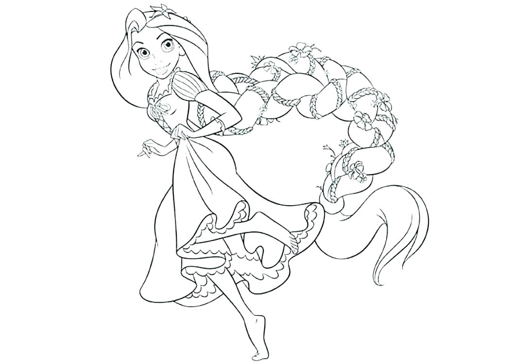 Bell Princess Coloring Pages At Getdrawings Com Free For Personal