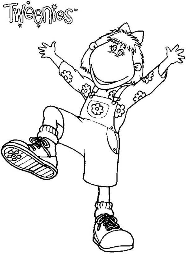 600x840 Bella Tweenies New Shoes Coloring Pages Best Place To Color