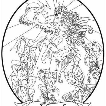 Bella Sara Coloring Pages