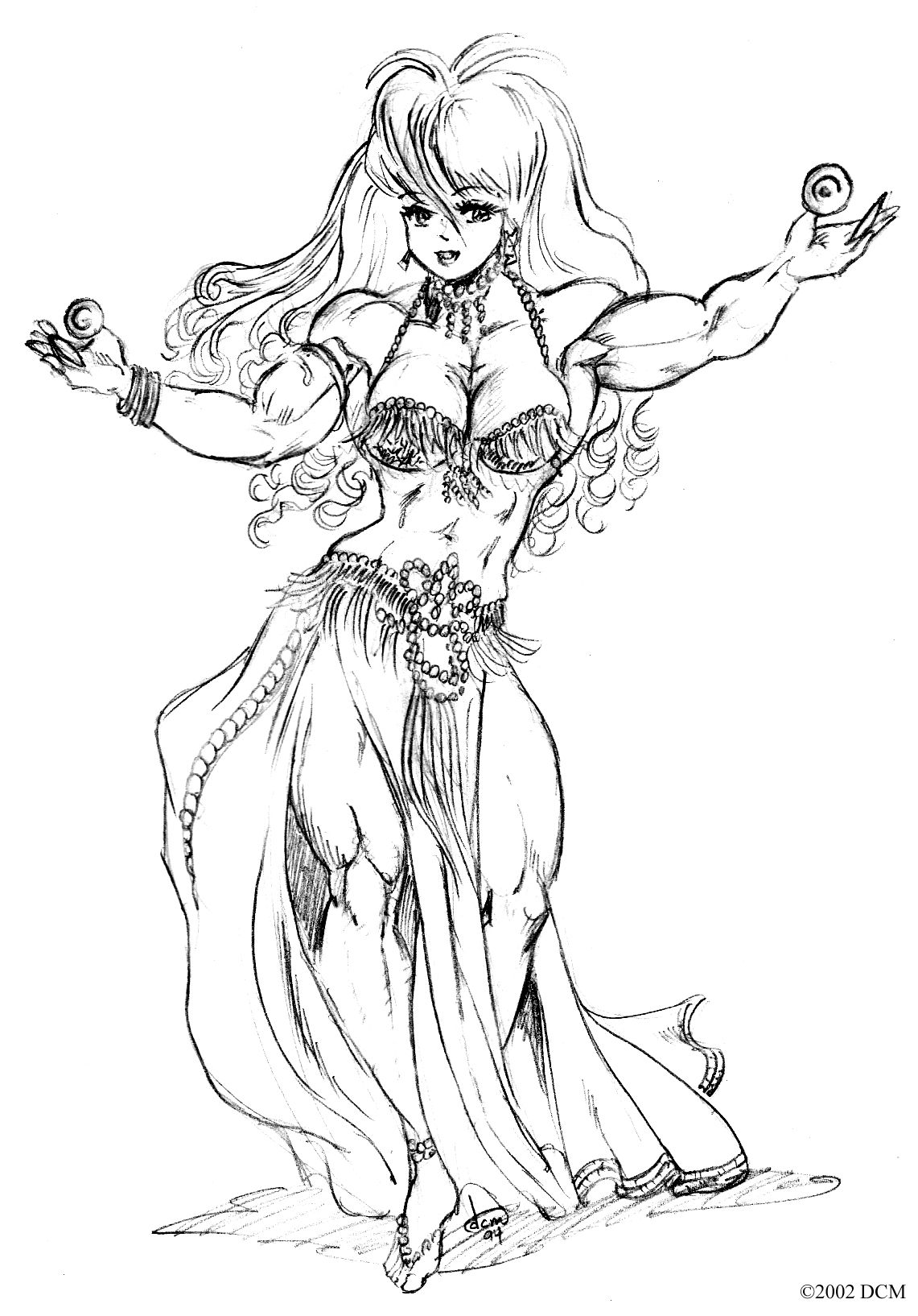 1141x1634 Belly Dancers Coloring Pages Belly Dance Colouring Pages