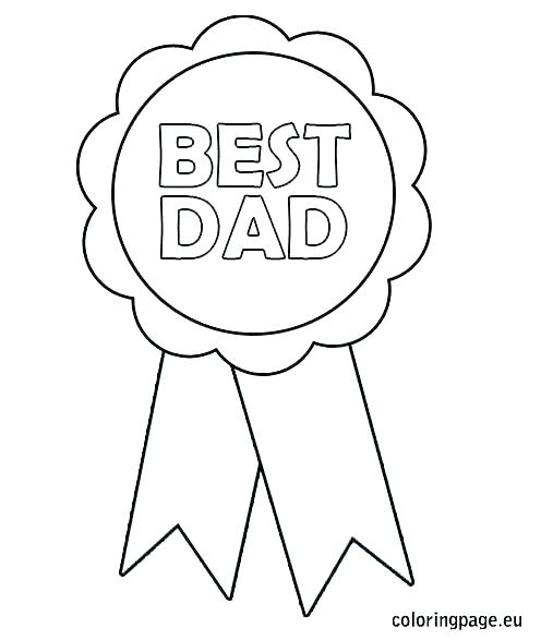 496x587 Dad Coloring Pages Dad Coloring Pages To Print Dad Best Dad