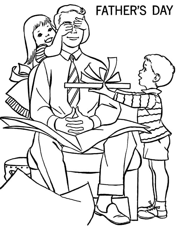 600x778 No Peeking Best Dad Coloring Pages Best Place To Color
