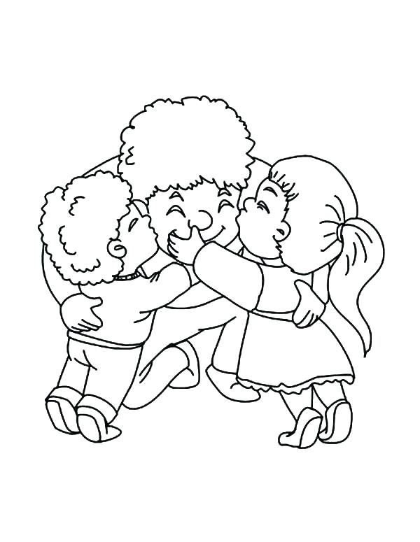600x775 I Love You Mom And Dad Coloring Pages