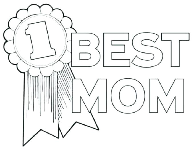 680x521 Mom Coloring Pages