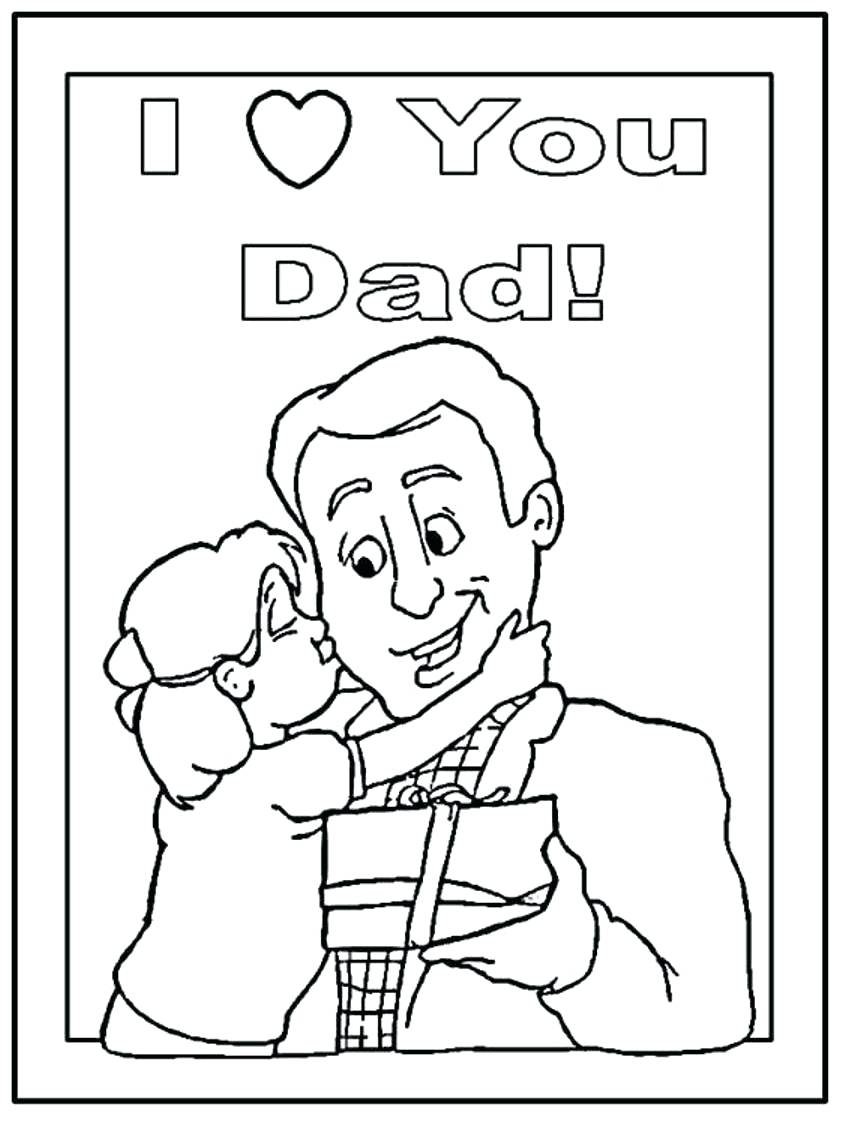 851x1134 I Love You Coloring Pages Daddy Colouring Free Mom And Dad