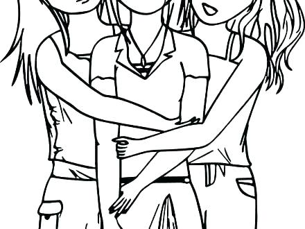 440x330 Best Friend Quotes Coloring Pages Coloring Pages Coloring Page