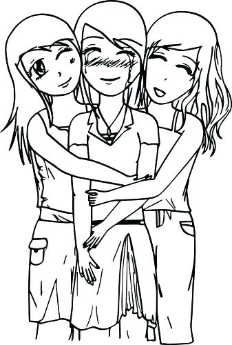 337x500 Bff Coloring Pages Coloring Pages Medium Size Of Coloring Pages