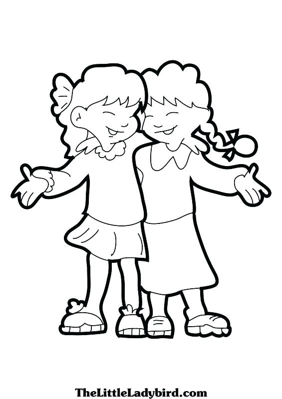 565x800 Strawberry Shortcake And Friends Coloring Pages Best Friends