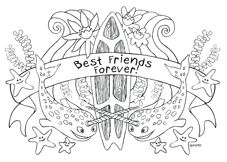 915x652 Best Friend Coloring Pages Print Best Friend Coloring Pages