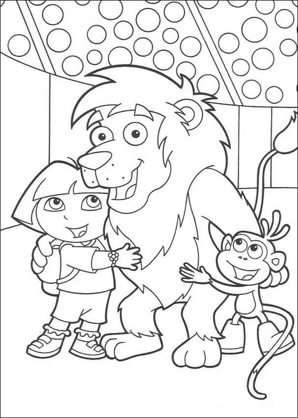 607x850 Best Friends Forever Coloring Pages Many Interesting Cliparts