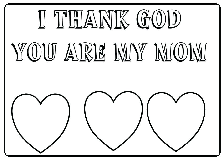 940x670 I Love Mom Coloring Pages Printable Elegant Mom Coloring Pages