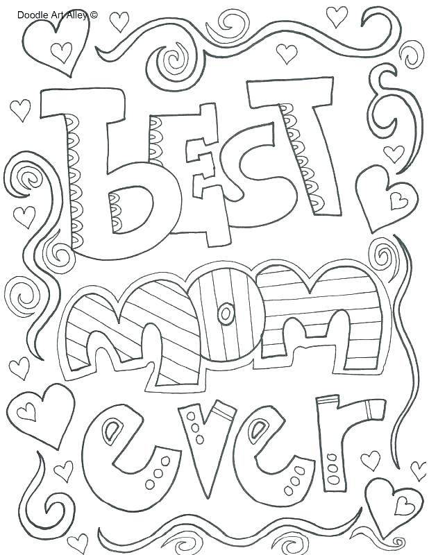 618x800 Mommy Coloring Pages Mom Coloring Pages Mom Coloring Pages Best