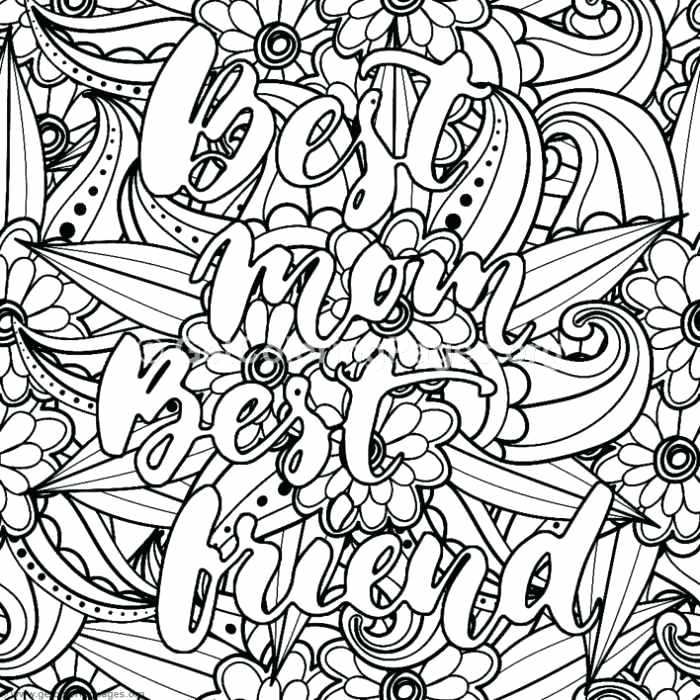 700x700 Best Mom Best Friend Coloring Pages Best Mom Best Friend Coloring