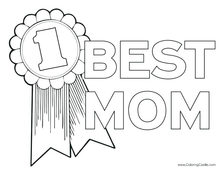 768x594 Mom Coloring Pages Remarkable Decoration Mom Coloring Pages I