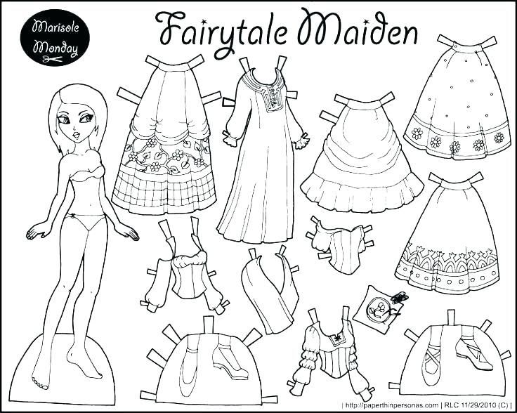 736x588 Paper Dolls Coloring Pages Paper Dolls Coloring Pages Paper Dolls