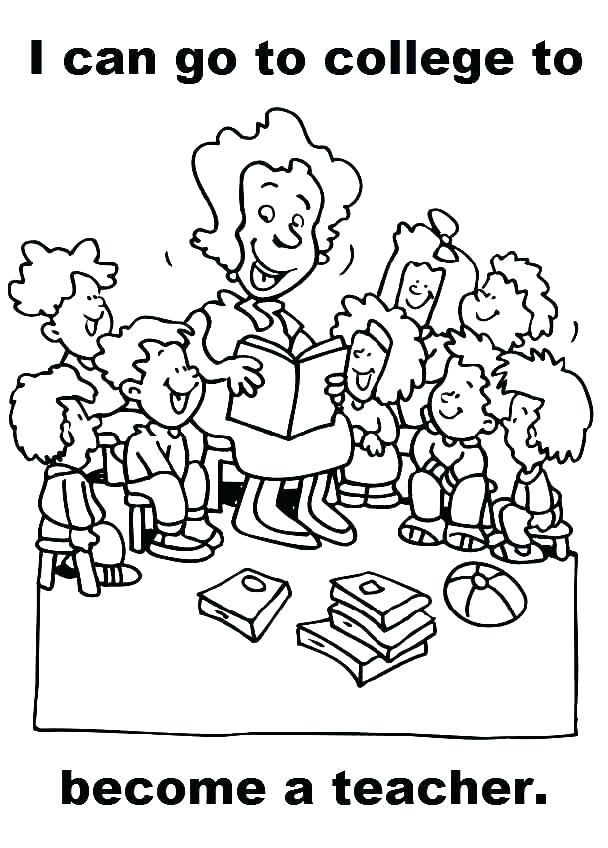608x848 Teacher Coloring Pages Teachers Coloring Pages Teacher Coloring