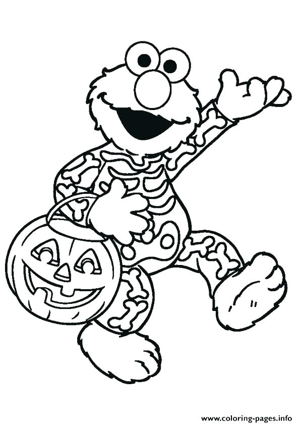 595x842 Preschool Halloween Coloring Pages Printables Coloring Pages