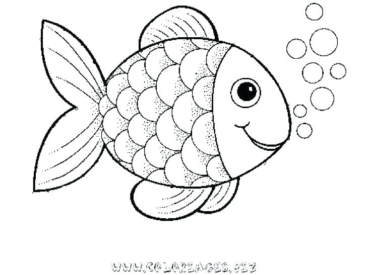 730x547 Betta Fish Coloring Pages Fish Template To Color Download Page