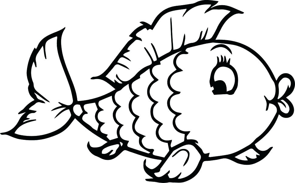 970x602 Betta Fish Coloring Page Fish Color Page Medium Size Of Fish