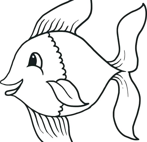 619x600 Betta Fish Coloring Page Fish Coloring Pages Page Sheets Betta
