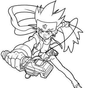 300x300 Collection Of Beyblade Coloring Pages Prints And Colors