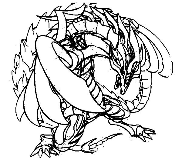 600x538 Drago Beyblade Coloring Pages Best Place To Color