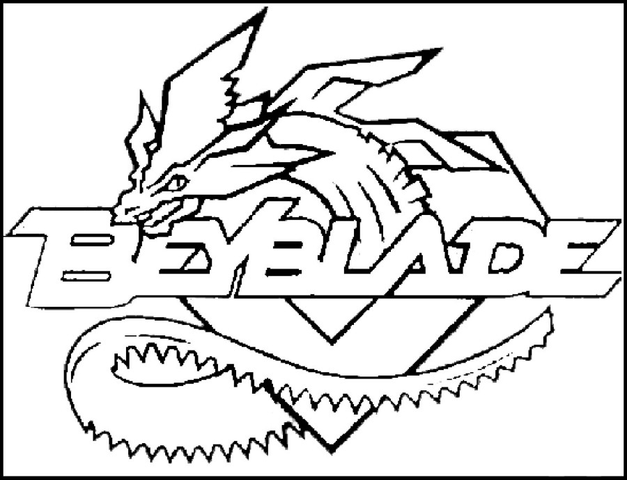 Beyblade Coloring Pages At Getdrawings Com Free For Personal Use