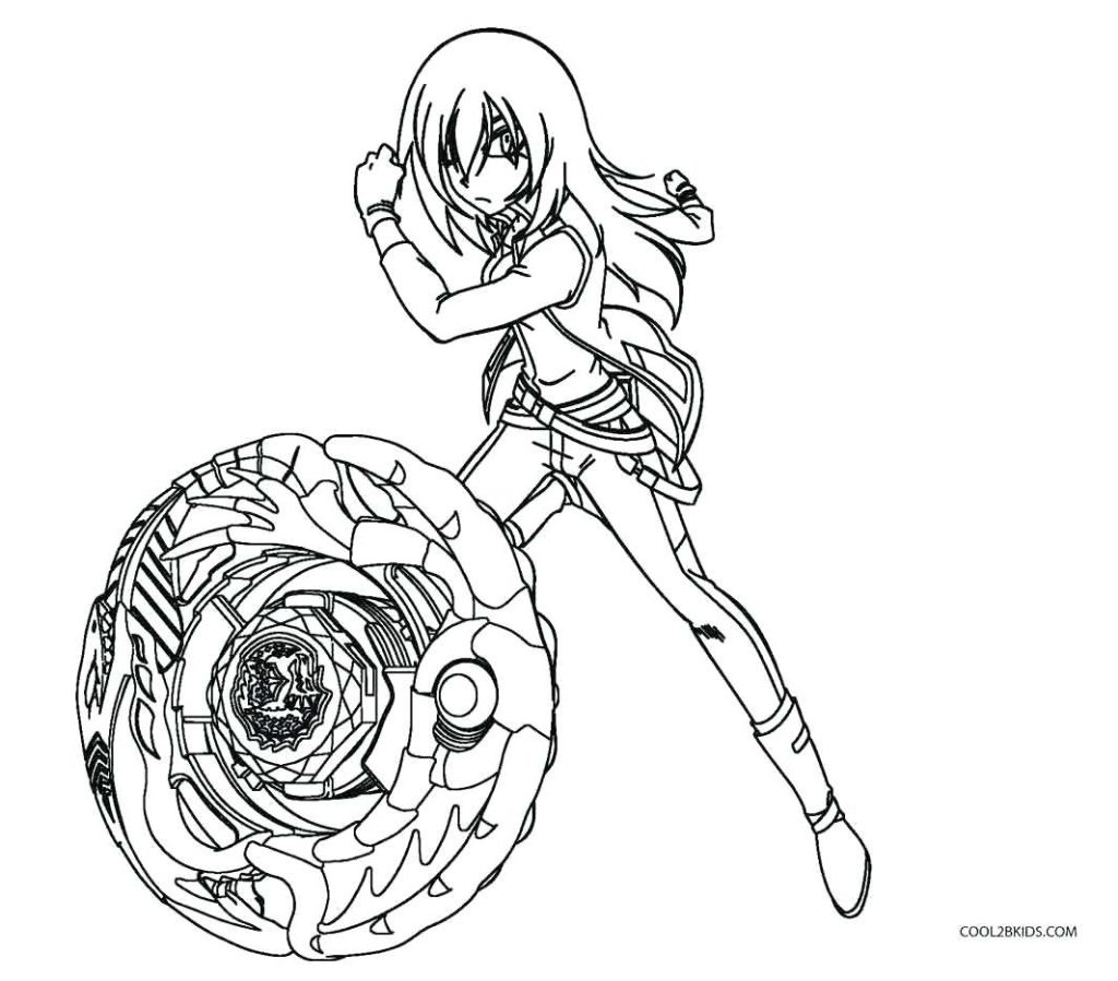 Galaxy Pegasus Beyblade Coloring Pages   Coloring