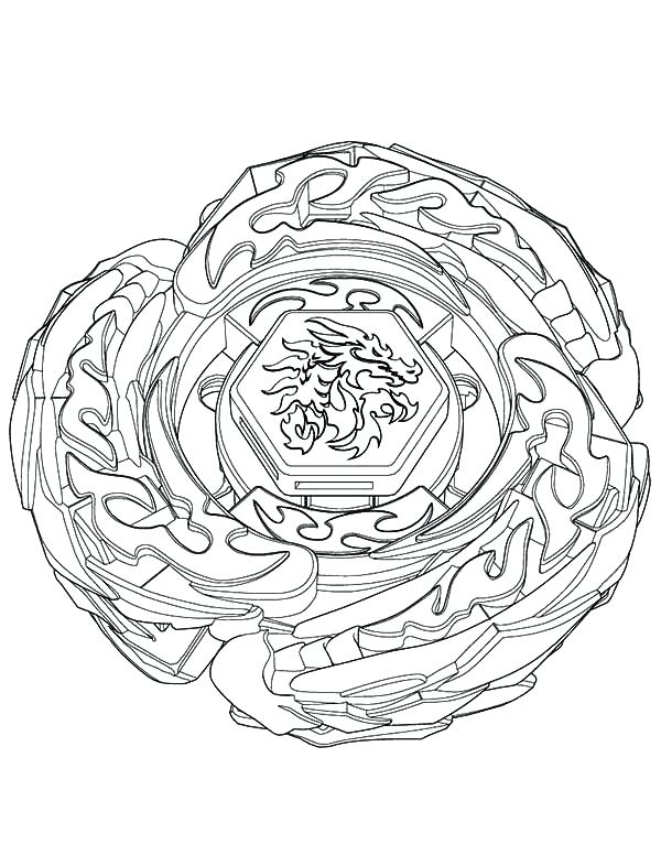 600x776 Beyblade Coloring Pages Coloring Page For Kids Beyblade Coloring