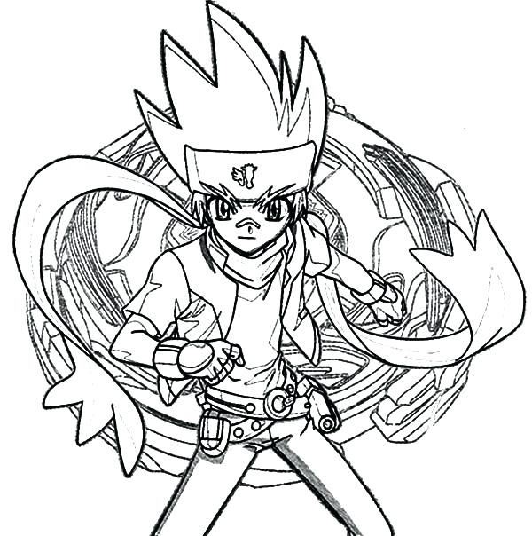 600x604 Beyblade Coloring Pages Coloring Pages With Wallpapers Beyblade