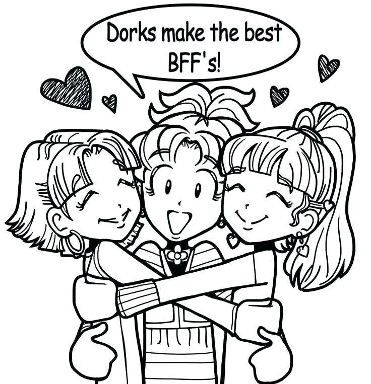 736x763 Bff Colouring Pages To Print Coloring Page Coloring Sheets Friends