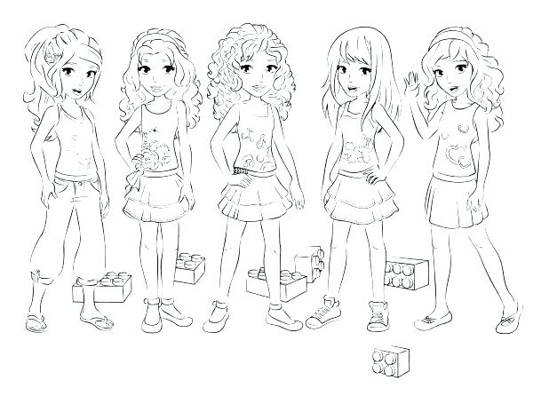 Getdrawings Bff Coloring Pages For Girls Www Genialfoto Com
