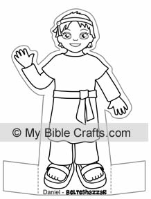 218x288 Daniel Bible Lessons, Crafts, Activities And Printables